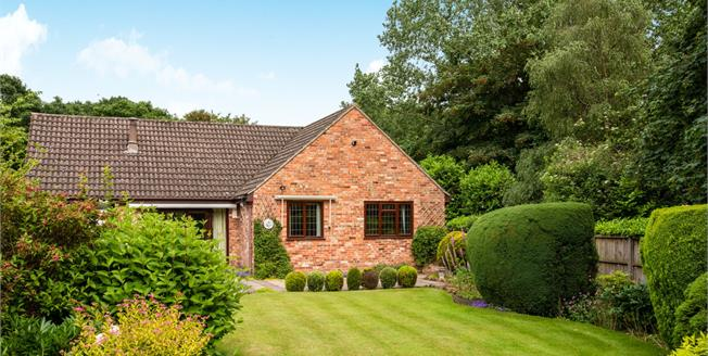 Offers Over £600,000, 3 Bedroom Detached Bungalow For Sale in Guildford, GU3