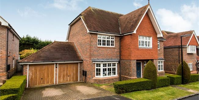Offers in excess of £1,000,000, 5 Bedroom Detached House For Sale in Guildford, GU2