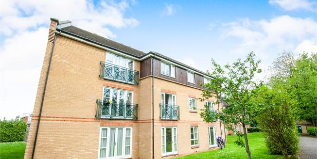 Asking Price £335,000, 2 Bedroom Flat For Sale in Guildford, GU1