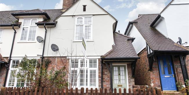 Offers in excess of £475,000, 2 Bedroom Terraced House For Sale in Guildford, GU1