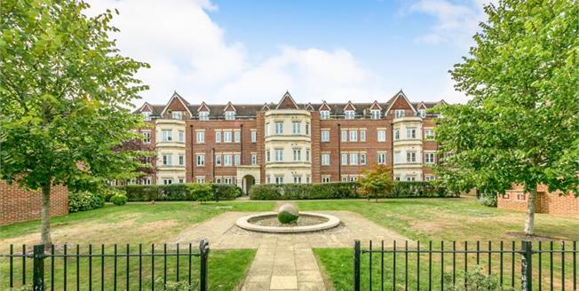 Offers in excess of £300,000, 2 Bedroom Flat For Sale in Guildford, GU1
