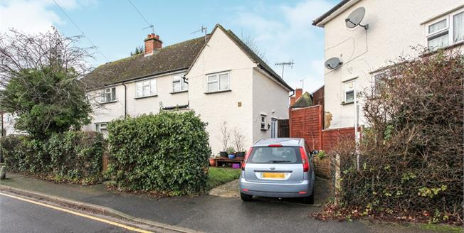 Offers in excess of £220,000, 1 Bedroom Maisonette For Sale in Guildford, GU2