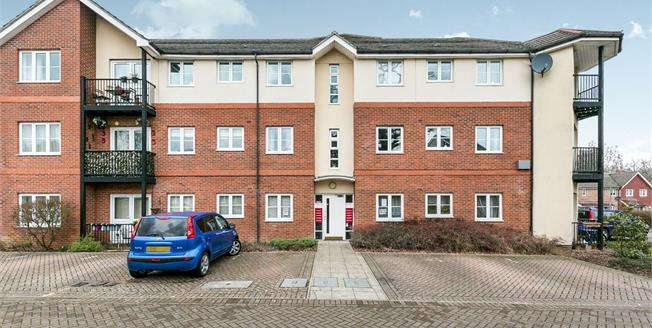 Offers in excess of £140,000, 2 Bedroom Flat For Sale in Guildford, GU2