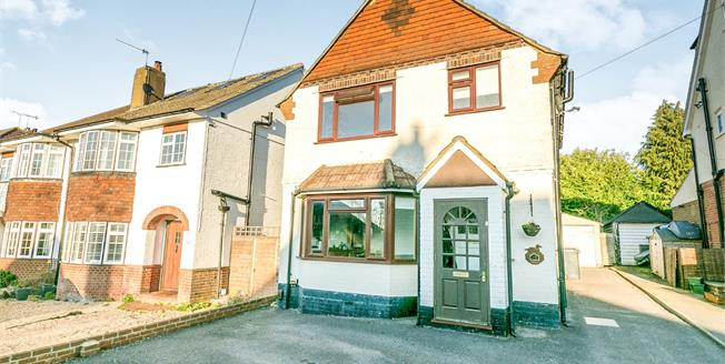 Guide Price £775,000, 3 Bedroom Detached House For Sale in Guildford, GU1