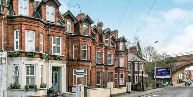 Guide Price £1,000,000, 6 Bedroom End of Terrace House For Sale in Guildford, GU1