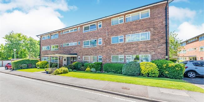 Offers in excess of £400,000, 2 Bedroom Flat For Sale in Guildford, GU1