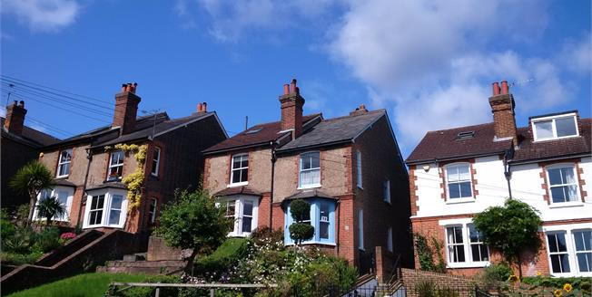 Asking Price £625,000, 3 Bedroom Semi Detached House For Sale in Guildford, GU2