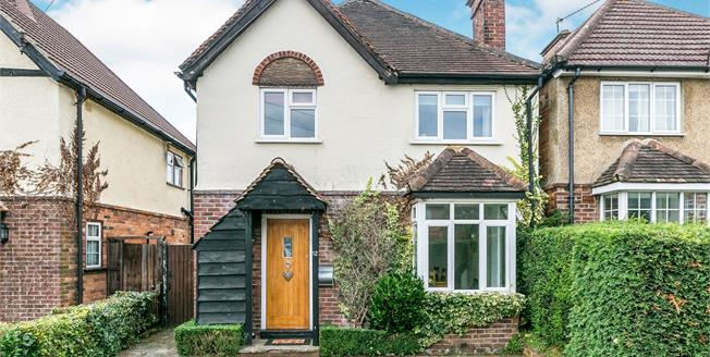 Offers in excess of £500,000, 3 Bedroom Detached House For Sale in Guildford, GU2