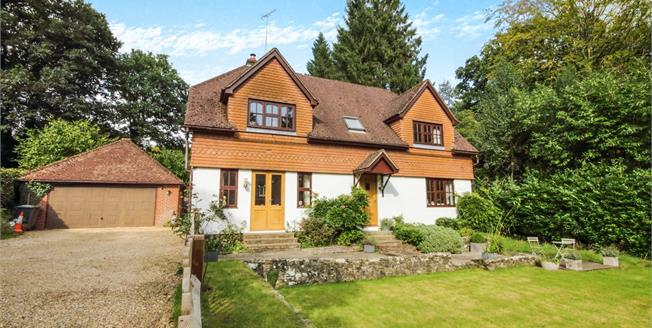 Offers in excess of £875,000, 4 Bedroom Detached House For Sale in Haslemere, GU27