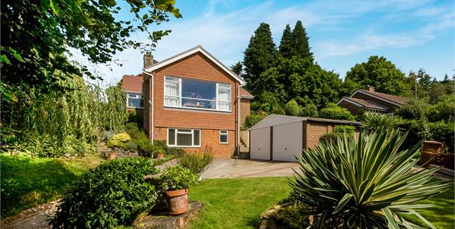 Guide Price £800,000, 5 Bedroom Detached House For Sale in Haslemere, GU27