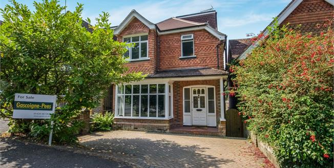 Offers in excess of £675,000, 3 Bedroom Detached House For Sale in Haslemere, GU27