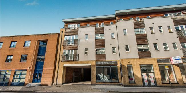 Asking Price £325,000, 2 Bedroom Flat For Sale in Kingston upon Thames, KT2