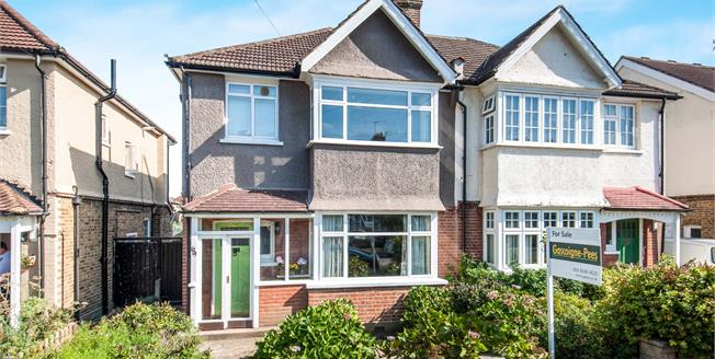 Asking Price £750,000, 3 Bedroom House For Sale in Kingston upon Thames, KT1