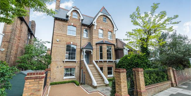 Guide Price £3,850,000, 5 Bedroom Semi Detached House For Sale in Richmond, TW10