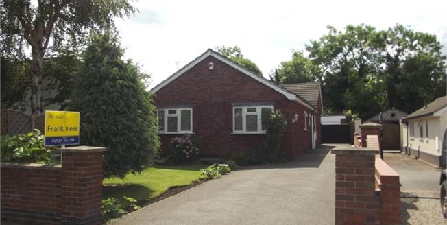 Offers Over £350,000, 4 Bedroom Detached Bungalow For Sale in Whitwick, LE67