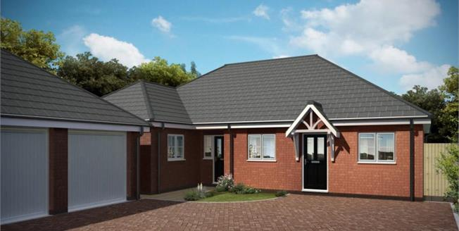 £185,000, 2 Bedroom Detached Bungalow For Sale in Whitehill Road, LE67