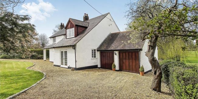 £650,000, 4 Bedroom Cottage For Sale in Coleorton, LE67