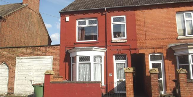 Asking Price £110,000, 3 Bedroom Terraced House For Sale in Coalville, LE67