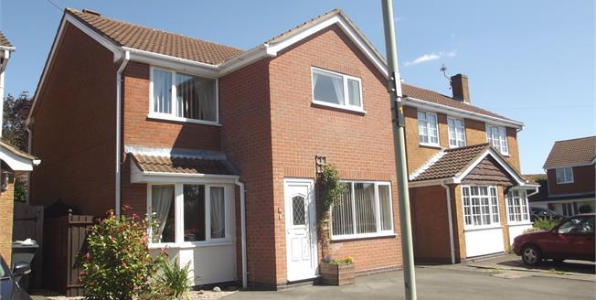 Asking Price £200,000, 4 Bedroom Detached House For Sale in Ravenstone, LE67