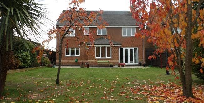Asking Price £365,000, 4 Bedroom Detached House For Sale in Ibstock, LE67