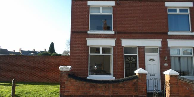 Offers in excess of £135,000, 2 Bedroom End of Terrace House For Sale in Ibstock, LE67