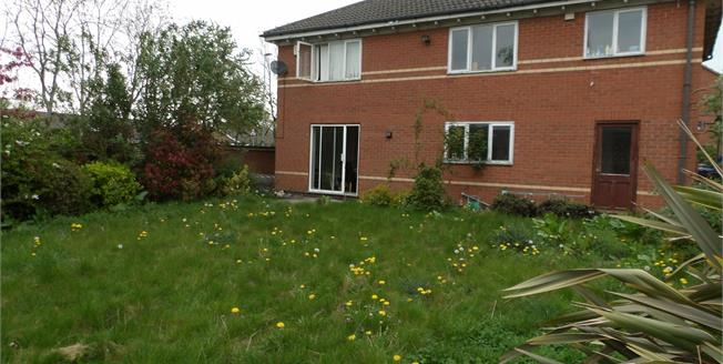 Offers in excess of £350,000, 4 Bedroom Detached House For Sale in Markfield, LE67
