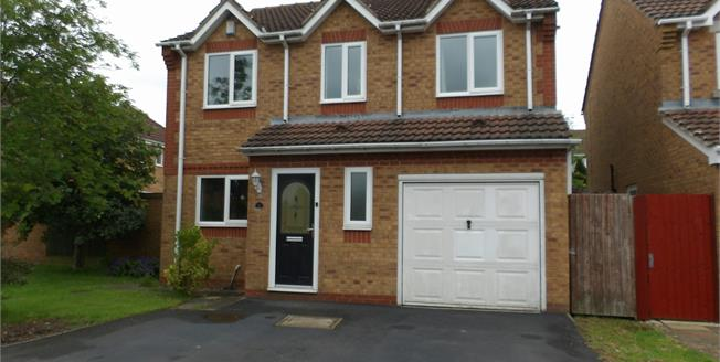 Offers Over £300,000, 4 Bedroom Detached House For Sale in Markfield, LE67