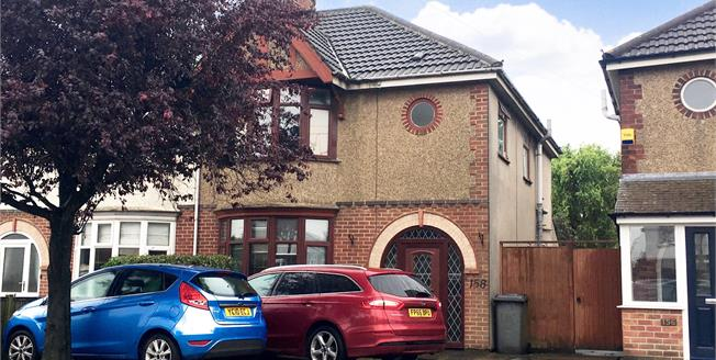 Offers Over £180,000, 3 Bedroom Semi Detached House For Sale in Coalville, LE67