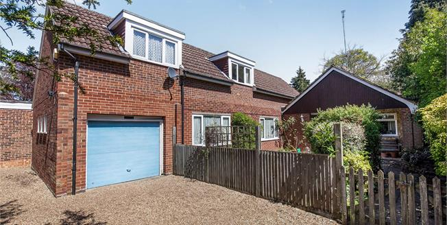 Offers in excess of £650,000, 4 Bedroom Detached Bungalow For Sale in West Byfleet, KT14