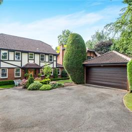 Squirrel Keep, West Byfleet, Surrey, KT14