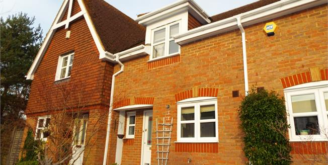 Guide Price £449,950, 3 Bedroom For Sale in Pyrford, GU22