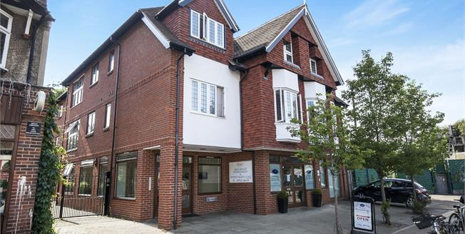 Offers in excess of £350,000, 2 Bedroom Flat For Sale in West Byfleet, KT14