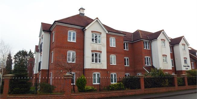 Offers in the region of £185,000, 2 Bedroom Flat For Sale in Byfleet, KT14