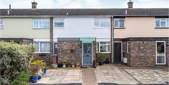 Asking Price £425,000, 3 Bedroom Terraced House For Sale in Worcester Park, KT4