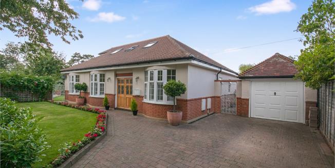 Asking Price £999,950, 5 Bedroom Detached Bungalow For Sale in Worcester Park, KT4