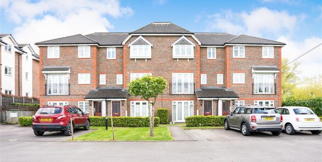 Guide Price £325,000, 2 Bedroom For Sale in Epsom, KT19