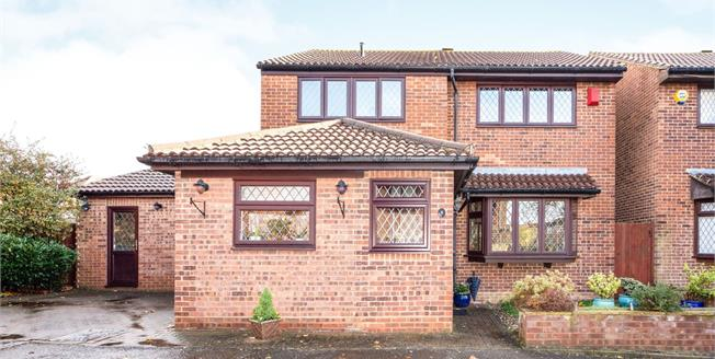 Asking Price £550,000, 4 Bedroom Detached House For Sale in Worcester Park, KT4