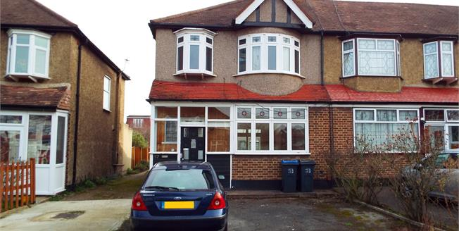 Asking Price £500,000, 3 Bedroom End of Terrace House For Sale in Morden, SM4