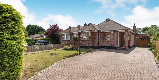 Asking Price £825,000, 3 Bedroom Detached Bungalow For Sale in Worcester Park, KT4