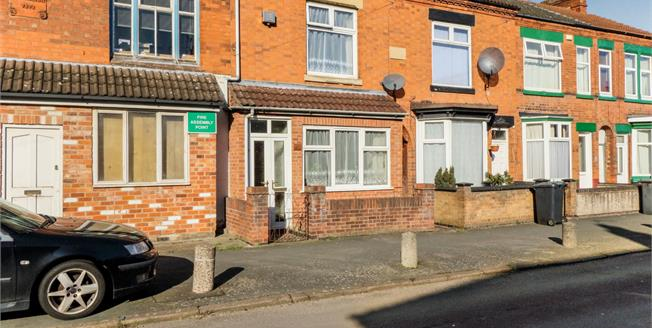 Price on Application, 3 Bedroom Terraced House For Sale in Leicester, LE4