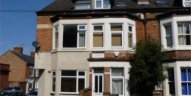 Offers Over £165,000, 4 Bedroom Terraced House For Sale in Leicester, LE2