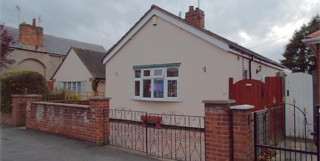 Offers Over £160,000, 3 Bedroom Detached Bungalow For Sale in Leicester, LE4