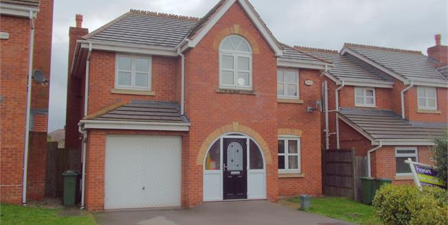 Asking Price £269,950, 4 Bedroom Detached House For Sale in Leicester, LE3