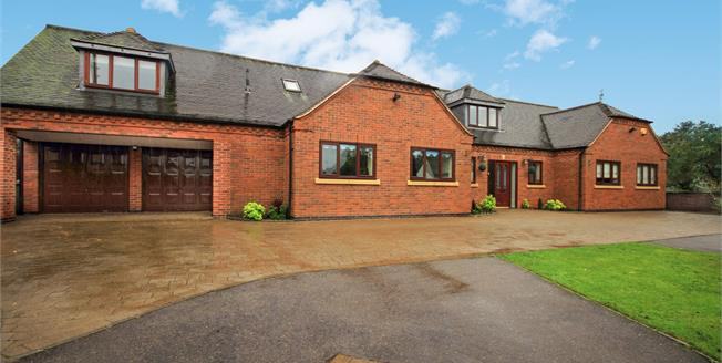 Price on Application, 6 Bedroom Detached House For Sale in Kirby Muxloe, LE9