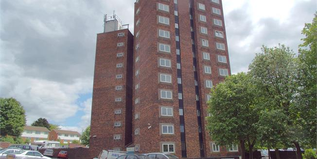 Asking Price £69,950, 1 Bedroom Flat For Sale in Leicester, LE5