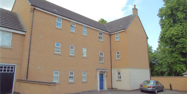 Offers in excess of £105,000, 2 Bedroom Flat For Sale in Scraptoft, LE7