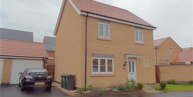 Offers in the region of £250,000, 3 Bedroom Detached House For Sale in Sileby, LE12