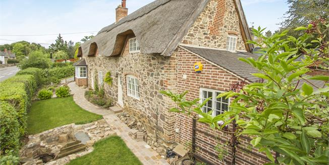 Asking Price £650,000, 3 Bedroom Detached Cottage For Sale in Newtown Linford, LE6
