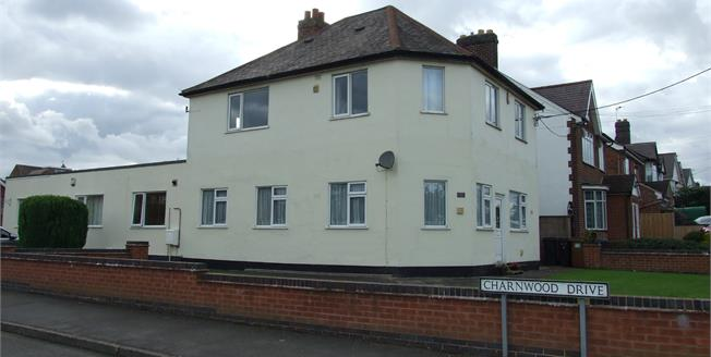 Guide Price £85,000, 2 Bedroom Flat For Sale in Markfield, LE67