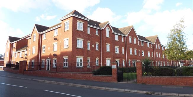 Offers in the region of £125,000, 2 Bedroom Flat For Sale in Leicester, LE3